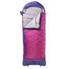 Lestra Athabaska Junior Śpiwór Dzieci różowy/fioletowy